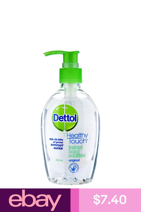 Dettol Hand Sanitizers Health Beauty Hand Sanitizer Hands