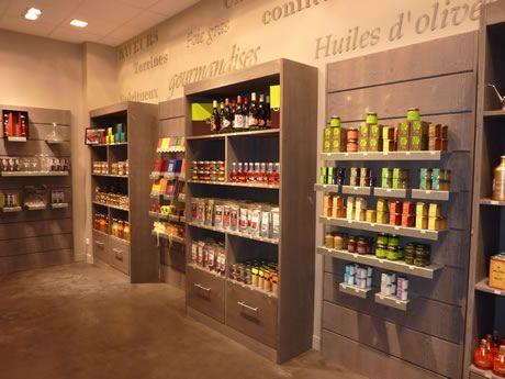 mobilier magasin primeurs agencement magasin fruits et légumes