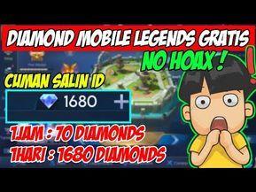 1680 Diamonds Gratis Aplikasi Penghasil Diamond Mobile Legends Tercepat 2020 Youtube In 2021 Mobile Legends Frosted Flakes Cereal Box Gratis