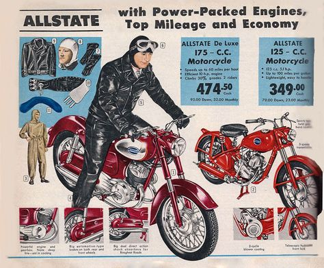 10 Allstate Puch Ideas Puch Classic Motorcycles Motorcycle