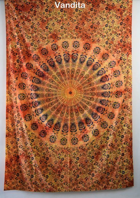Grossen Mandala Wandteppich Hippie Wandbehange Indische