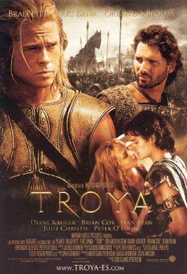 Troya En Espanol Latino Descargar Peliculas Gratis Latino Hd Subtituladas Troy Movie Good Movies Movie Posters
