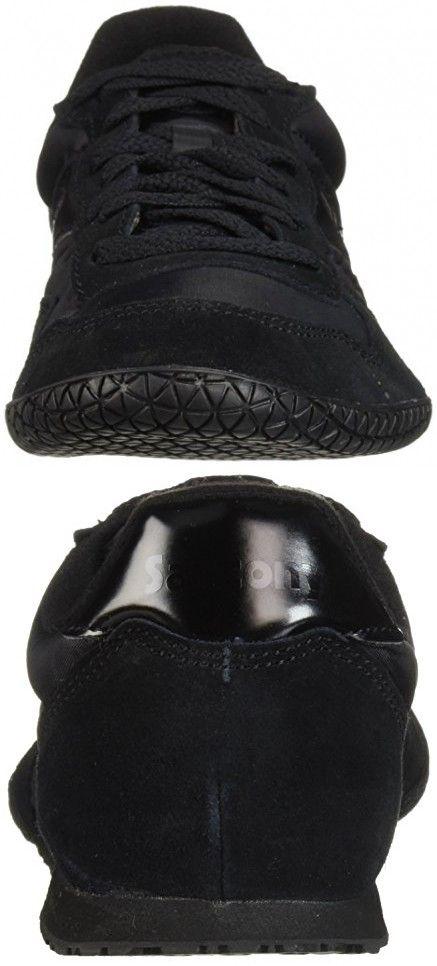all black saucony