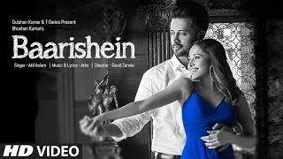 Download Baarishein Song Arko Feat Atif Aslam Nushrat Bharucha New Romantic Song 2019 T Series Mp3 Online Mp3 Downloa New Romantic Songs Romantic Songs Songs