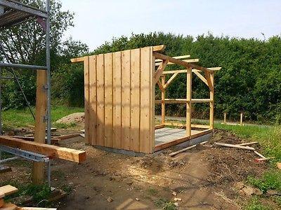 Perfect DIY Gartenhaus So bauen Sie ein kleines Holzhaus im Garten u eine Schritt f r Schritt Anleitung