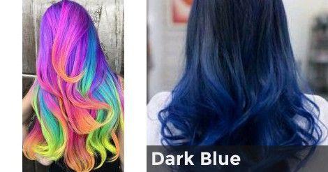 What Unique Hair Color Do You Suit Hair Color Unique Unique Hairstyles What Hair Colour Suits Me