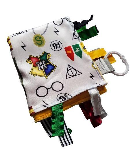 Harry Potter Tag Blanket