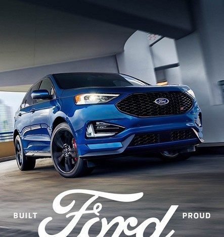 We Put Our Name On It Built Ford Proud Van Car Ford News Hybrid Car