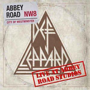 Def Leppard Live At Abbey Road Studios Vinyl At Discogs Def Leppard Abbey Road Studio Def Leppard Art