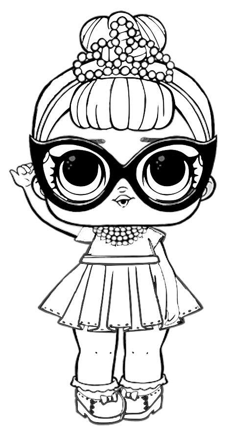 87 Best Lol Surprise Dolls Images Lol Dolls Lol Coloring Books