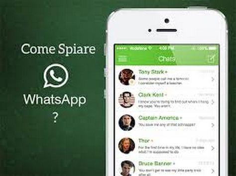 spiare messaggi whatsapp android gratis