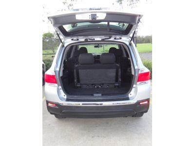 Case Study Toyota Kluger Suv 7 Seat Conversion Techsafe