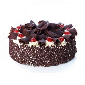 Incredible Black Forest Cake With Cherry With Images Cake Delivery Fresh Funny Birthday Cards Online Fluifree Goldxyz