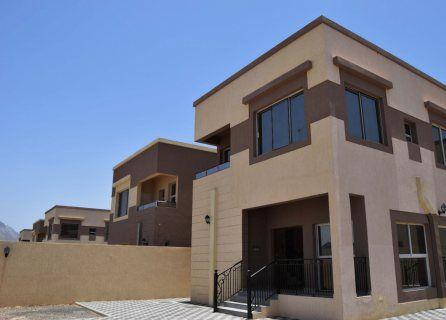 صور فلل جاهزة للبيع فى عجمان موقع مميز فقط 495 ألف درهم 2 House Styles Mansions Home Decor