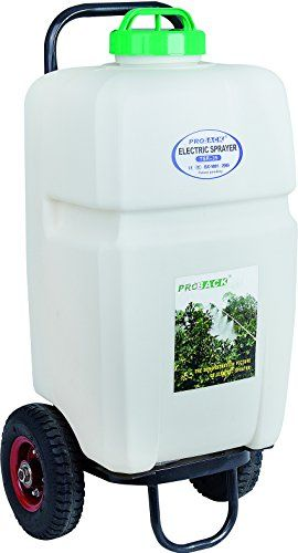 Proback 12v Diaphragm Pump Trolley Cart Agricultural Window Floor Cleaning Sprayer 35l 9 Gallon Five Speed Flow Garden Diaphragm Pump Floor Cleaner Sprayers