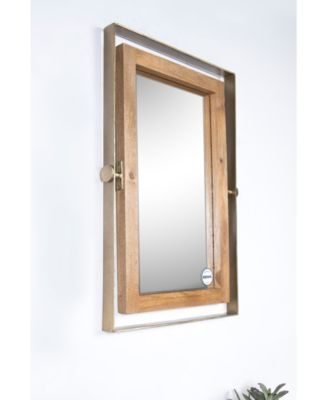 Furniture Crescent Wall Mirror Quick Ship Reviews All Mirrors