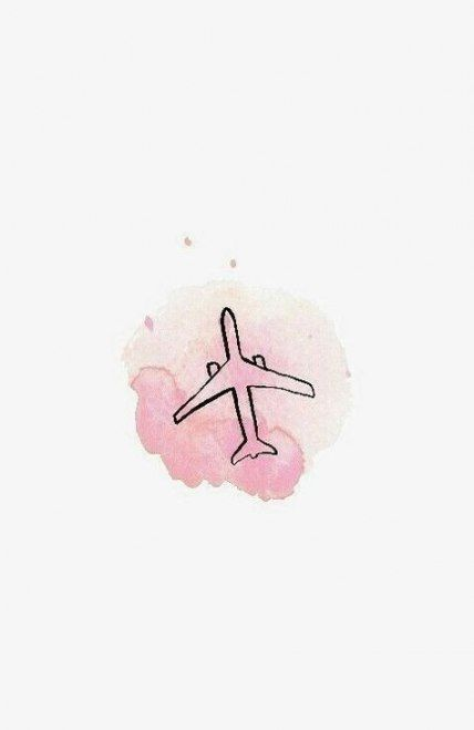 51 Ideas Travel Drawing Ideas Watercolour For 2019 Cute Backgrounds Iphone Wallpaper Travel Wallpaper