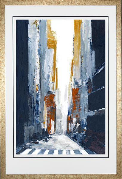 21147 Cosmolli I 40x60 Art Artwork Abstract Artwork