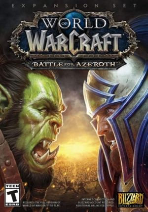 Winegard World of Warcraft: Battle For Azeroth, Pc in 2019