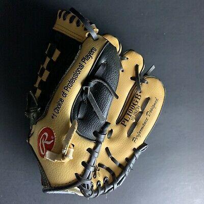 Rawlings Derek Jeter 10 Youth Baseball Glove Pl100gb Right Handed Thrower Ebay In 2020 Youth Baseball Gloves Baseball Glove Derek Jeter