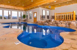 Pigeon Forge Cabins Copper River Tennessee Cabins Gatlinburg Cabins Luxury Cabin Rental