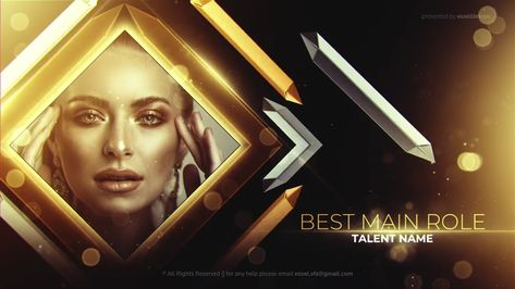 Diamond Reflection Awards Ceremony - After Effects Template