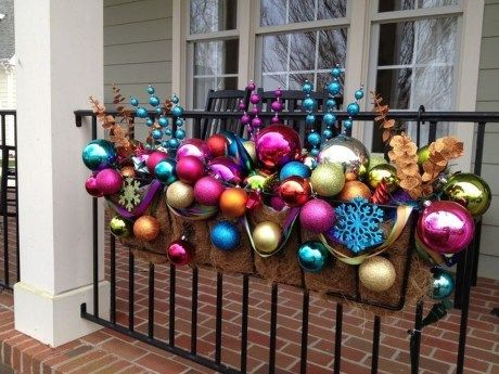 30 Unique Ideas For Outdoor Christmas Decorations Outdoor