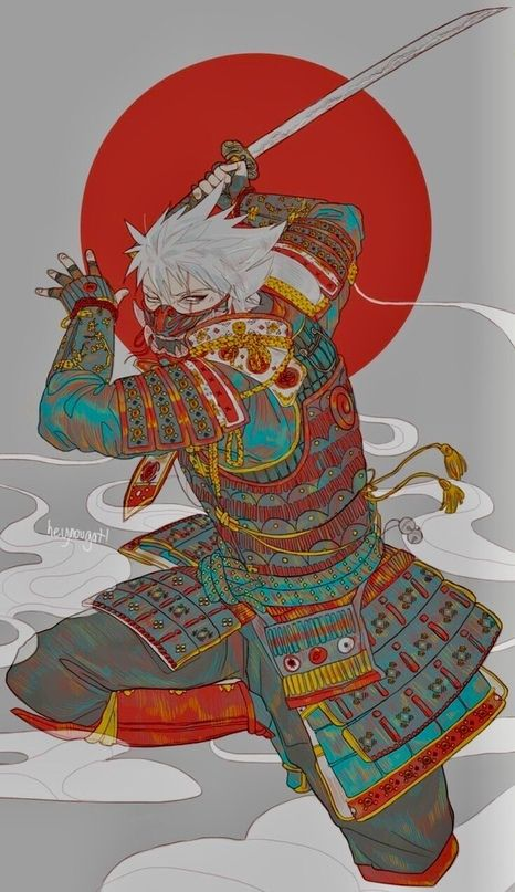 Dream Moon Wallpaper Naruto Art Samurai Artwork Anime