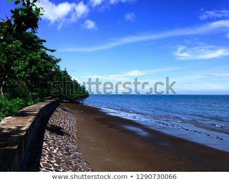 Ocean And Beach Barrier View Of Labuhan Aji Beach At Temukus Village North Bali Indonesia Beach Ocean Beach Ocean