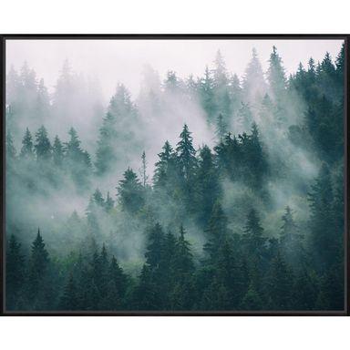 Obraz Shadow Picture Las 41 8 X 51 8 Cm Obrazy Kanwy W Atrakcyjnej Cenie W Sklepach Leroy Merlin Art Tapestry Decor