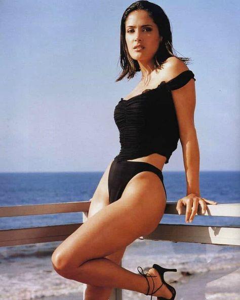 Salma Hayek GQ Spain, 1999