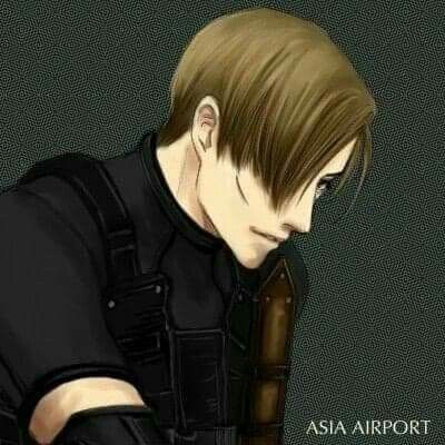 Pin By Ada Wong On Leon Resident Evil Leon Resident Evil Anime Leon S Kennedy