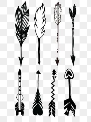 Silhouette Design Store Feathered Arrow Small Arrow Tattoos Arrow Tattoo Design Arrow Tattoos For Women