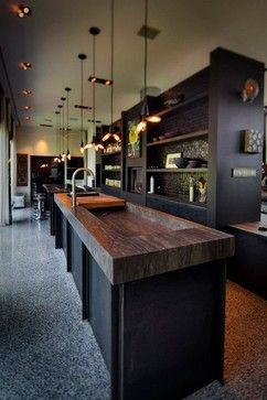 Comptoir De Cuisine Fabrication Par Moine Urbain Yan Brichler