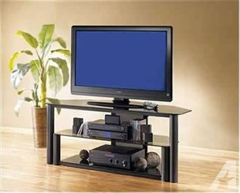 Heavy Duty Black Glass Metal Tv Stand Excellent Tv Stand Glass And Metal Tv Stand Glass Tv Stand