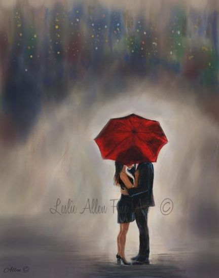 22+ Ideas For Love Art Kiss Romantic