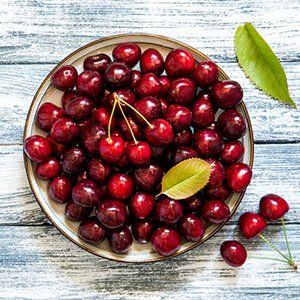 The Official Food Of Every State Health Benefits Of Cherries Healthy Joints Fresh Cherries