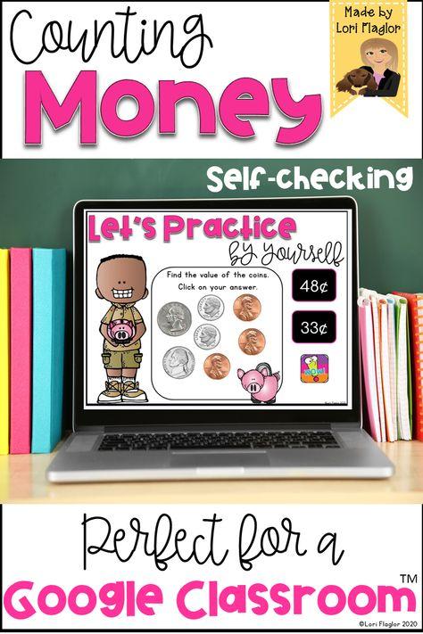 Money Digital Task Cards