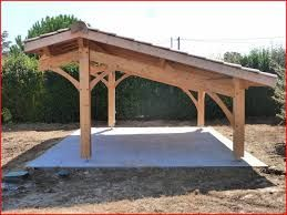 Image Result For Abri Voiture Bois With Images Backyard Pavilion Carport Designs Pergola Carport