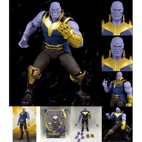 8/'/' Avengers Infinity War Hulk Figure S.H.Figuarts Collectible Model Toy In Box