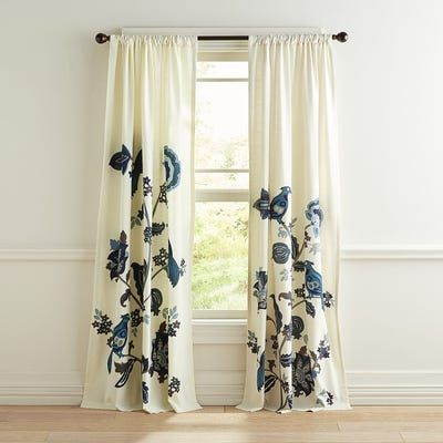 4763927a7b3b5d71bad18b63e090f0be - Better Homes And Gardens Tranquil Floral Curtains