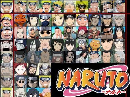 All Naruto Characters