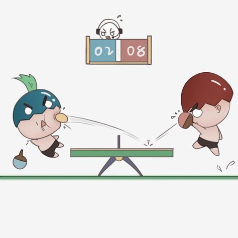 Work Out Play Table Tennis Sports Project Table Tennis Table Character Cartoon Hand Drawn Style Game Png Transparent Clipart Image And Psd File For Free Down Table Tennis Table Tennis Bats Tennis Art