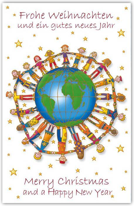 Weihnachtskarten Spende.Weihnachtskarte Kinder Der Welt Mit Spende Für ärzte Ohne Grenzen
