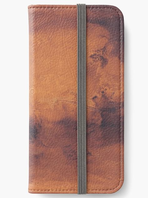 Mars surface iPhone wallet, celebrating the mars landing in 2021. Just a few more days until Perseverance rover descends!   #marsexploration #marsnasa #marsrover #perseverancerover #marsastrology #spacephonecase #astrologygifts #sciencegifts