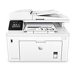 Hp Laserjet Pro M227fdw Review And Best Price Comparison Multifunction Printer Laser Printer Mobile Print