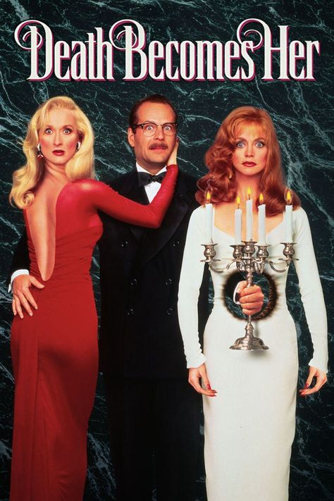 Death Becomes Her (1992) Horror, Fantasy