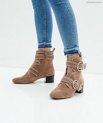 modelos dbotas y botines para mujer