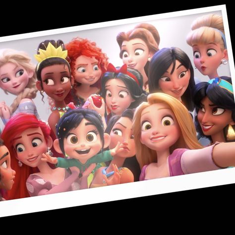 Join two BFFs for a world of trouble. See Ralph Breaks the Internet in theatres this Thanksgiving.