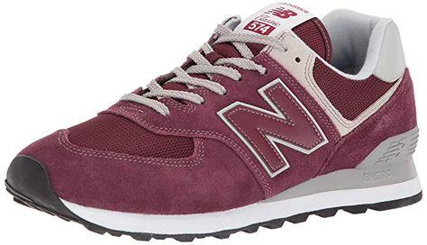 Preis New Balance 574v2 Core Sneakers Herren Weinrot ...